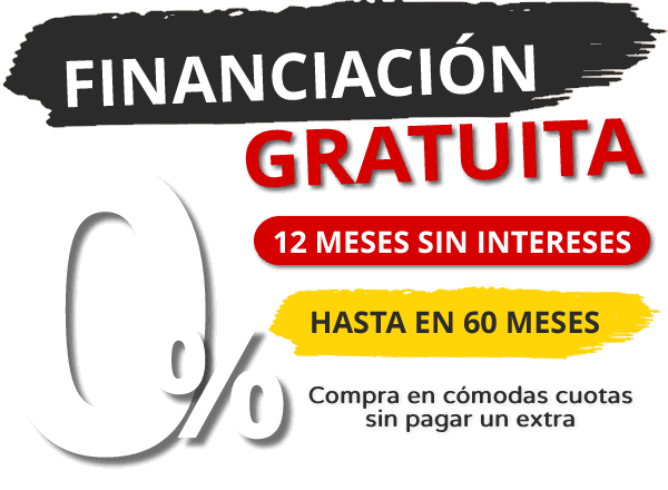 Financiación Gratuita